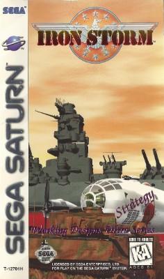 Iron Storm Cover Art