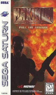 Maximum Force Cover Art