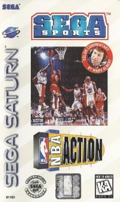NBA Action Cover Art