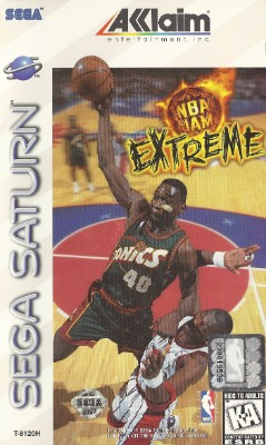 NBA Jam Extreme Cover Art