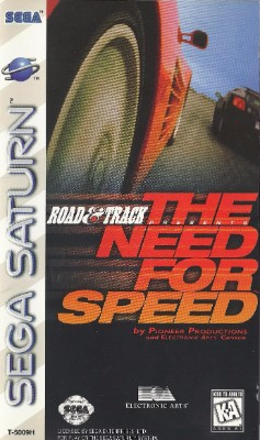 Road & Track Presents: The Need for Speed Cover Art
