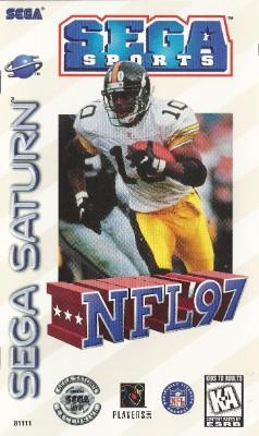 NFL 97 Cover Art