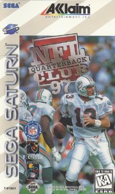 NFL Quarterback Club 97 Cover Art
