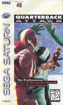 Quarterback Attack with Mike Ditka Cover Art