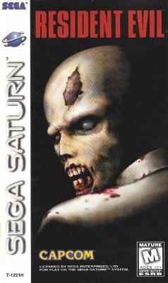 Resident Evil Cover Art