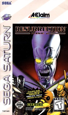 Resurrection: Rise 2 Cover Art