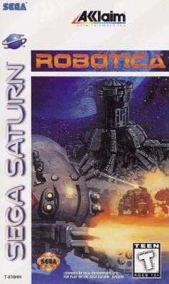 Robotica Cover Art
