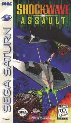 Shockwave Assault Cover Art