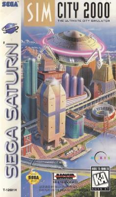 SimCity 2000 Cover Art