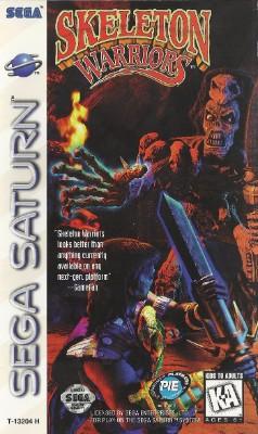 Skeleton Warriors Cover Art
