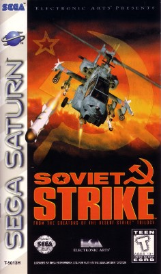 Soviet Strike Cover Art