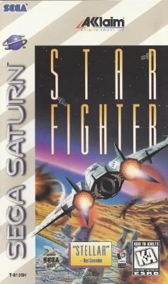 Star Fighter Cover Art