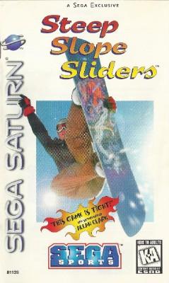 Steep Slope Sliders Cover Art