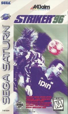 Striker 96 Cover Art