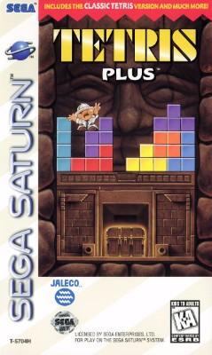 Tetris Plus Cover Art