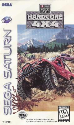 TNN Motor Sports Hardcore 4X4 Cover Art