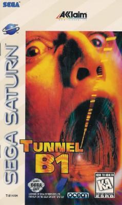 Tunnel B1 Cover Art
