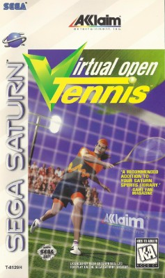 Virtual Open Tennis Cover Art