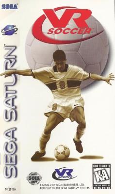 VR Soccer Cover Art