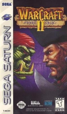Warcraft II: The Dark Saga Cover Art