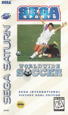 Worldwide Soccer Cover Art