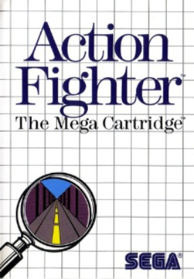 Action Fighter Cover Art