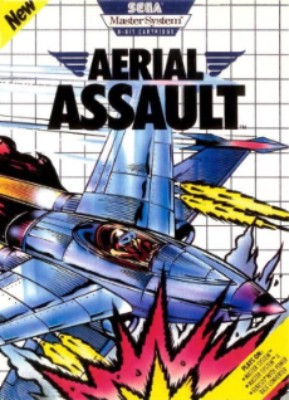 Aerial Assault Cover Art
