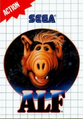 Alf Cover Art