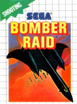 Bomber Raid Cover Art
