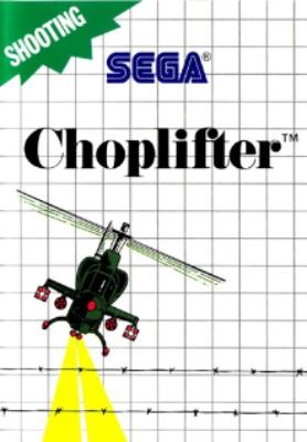 Choplifter Cover Art