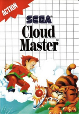 Cloud Master Cover Art