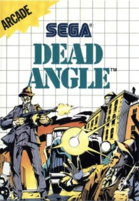 Dead Angle Cover Art