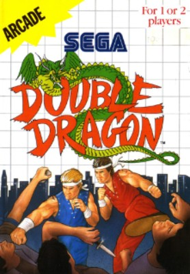 Double Dragon [Blue Label] Cover Art