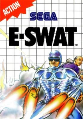 E-SWAT Cover Art
