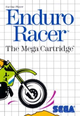 Enduro Racer Cover Art