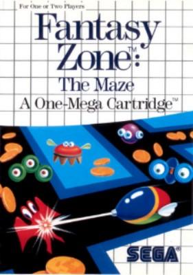 Fantasy Zone: The Maze Cover Art