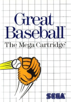 Great Baseball Cover Art