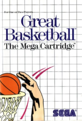 Great Basketball Cover Art