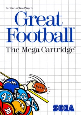 Great Football Cover Art