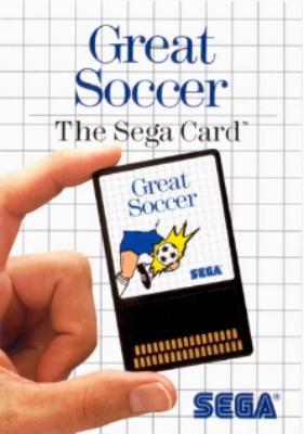 Great Soccer Cover Art