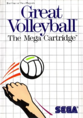 Great Volleyball Cover Art
