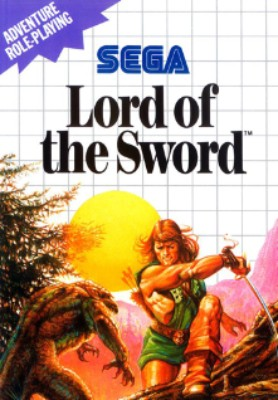 Lord of the Sword Cover Art