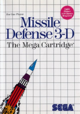 Missile Defense 3-D Cover Art