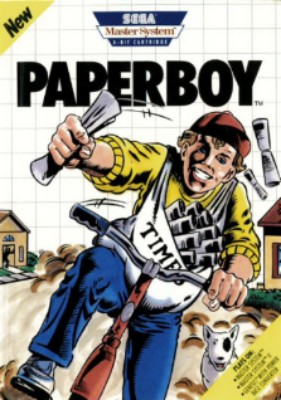 Paperboy Cover Art