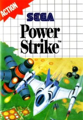 Power Strike Cover Art