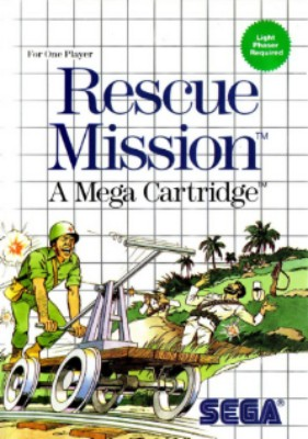 Rescue Mission Cover Art