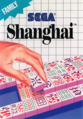 Shanghai Cover Art