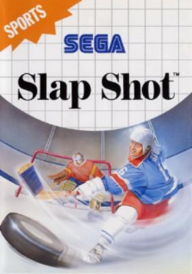 Slap Shot [Blue Label] Cover Art
