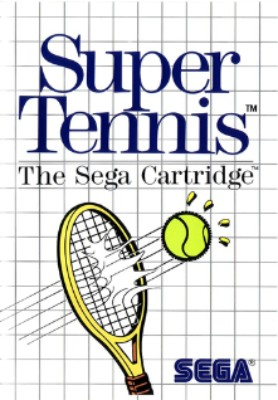 Super Tennis Cover Art