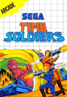 Time Soldiers Cover Art